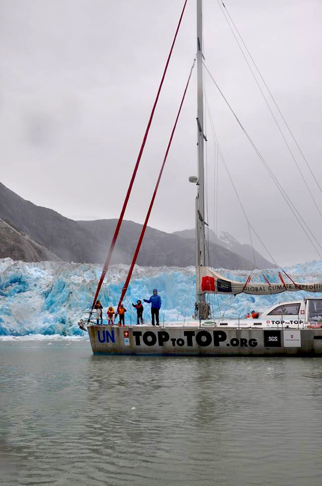 the expedition sailboat pachamama toptotop global climate expedition