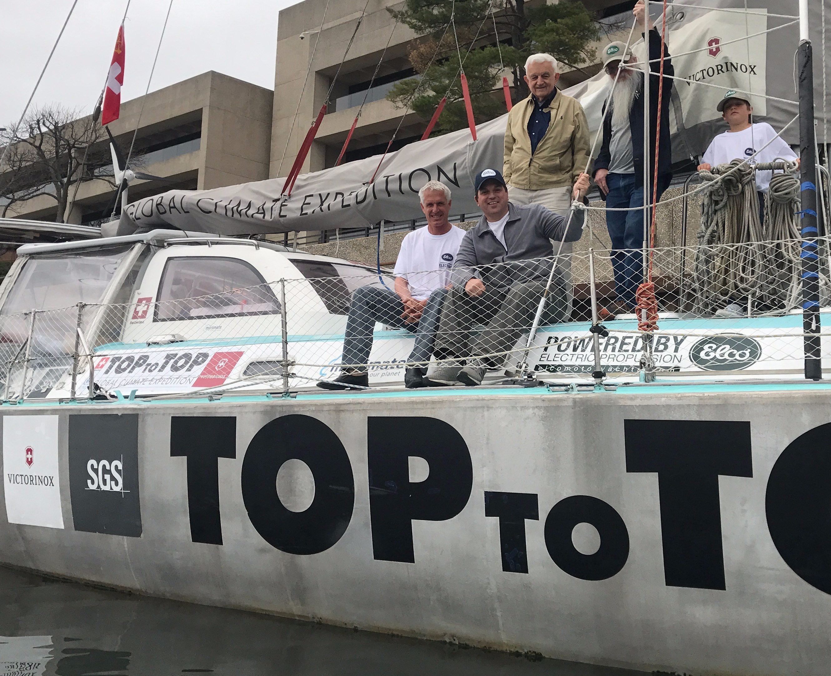 Earth Day Is Over So We Start Toptotop Global Climate Expedition